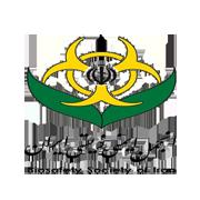 آرم انجمن ایمنی زیستی ایران