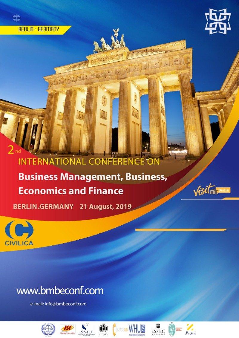 دومین کنفرانس بین المللی پیشرفت در مدیریت، کسب و کار تجارت اقتصاد و امور مالی