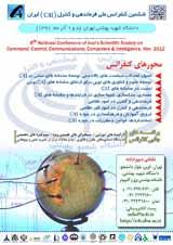 ششمین کنفرانس ملی انجمن علمی فرماندهی و کنترل ایران