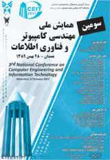 سومین همایش ملی مهندسی برق، کامپیوتر و فناوری اطلاعات