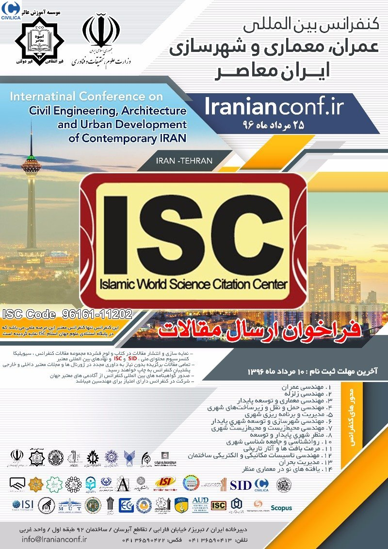 International Conference on Contemporary Iran in Civil