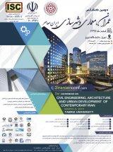دومين كنفرانس بين المللي عمران، معماري و شهرسازي ايران معاصر