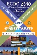 دهمين كنفرانس بين المللي تجارت الكترونيك ECDC2016 با رويكرد بر E-Tourism