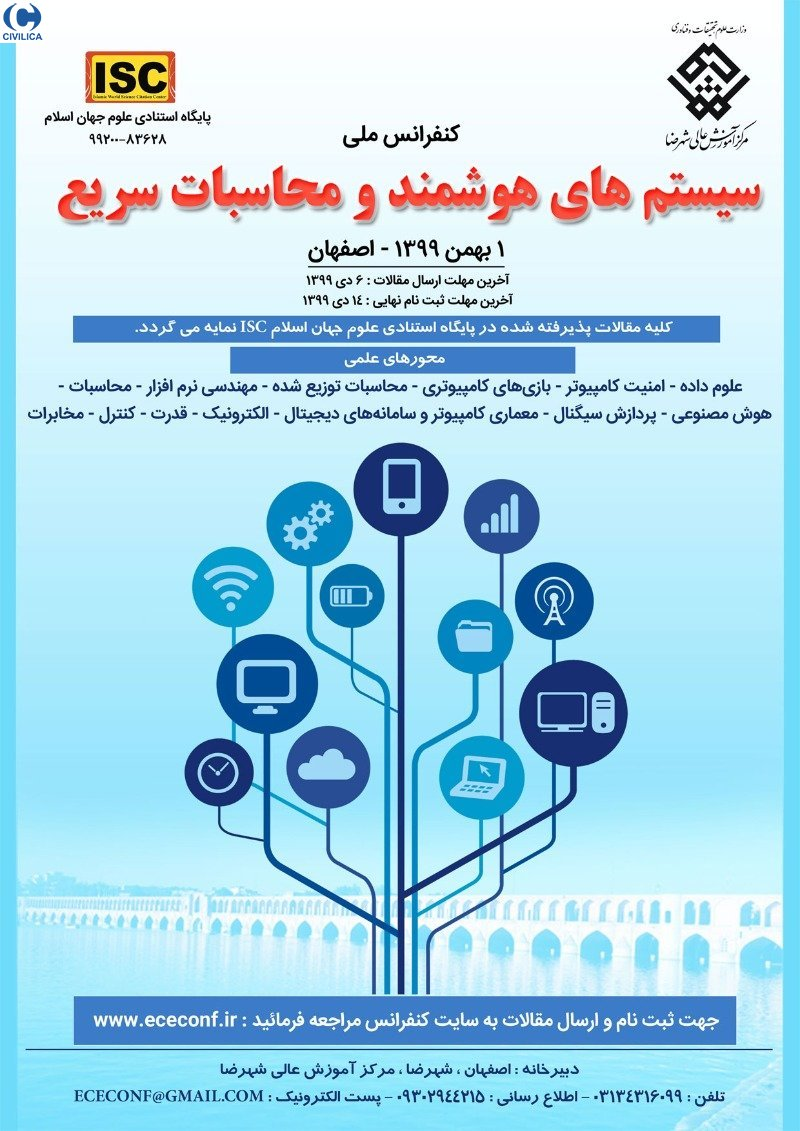 کنفرانس ملی سیستم های هوشمند و محاسبات سریع