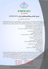 دومین کنفرانس بیو الکترومغناطیس ایران