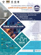 3rd.International Conference & 4th.national Conference on Civil Engineering, Architecture and Urban Design
