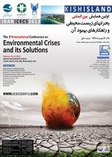 همایش بین المللی بحران های زیست محیطی ایران و راهکارهای بهبود آن