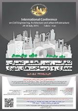 كنفرانس بين المللي عمران ، معماري و زيرساخت هاي شهري