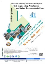 4th Annual Congress of Technology Development of Civil Engineering, Architecture and Urban Development of Iran