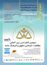 Third International Conference on Social Studies, Law and Popular Culture