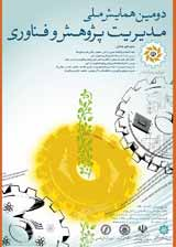 دومین همایش ملی مدیریت پژوهش و فناوری