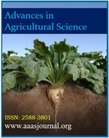 طرح روی جلد مجله پیشرفت ها در علوم کشاورزی