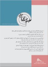 طرح روی جلد مجله علوم و مهندسی زلزله