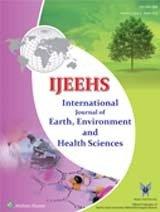 مجله زمین شناسی،محیط زیست و علوم بهداشتی