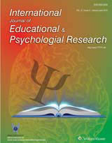 مجله بین المللی پژوهش روانشناسی و علوم تربیتی