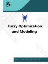 مجله بهینه سازی فازی و مجله مدل سازی