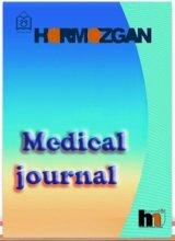 طرح روی جلد دوماهنامه پزشکی هرمزگان