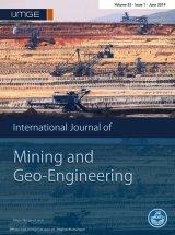 مجله بین المللی معدن و مهندسی زمین