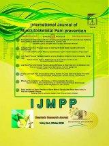 فصلنامه بین المللی پیشگیری از دردهای عضلانی اسکلتی