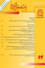 مجله علمی دانشگاه علوم پزشکی بیرجند
