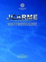دو فصلنامه تحقیقات کاربردی در مهندسی مکانیک