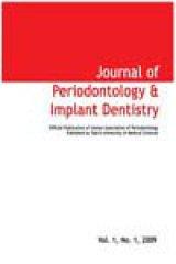مجله پریودنتولوژی و دندانپزشکی ایمپلنت