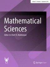 مجله علوم ریاضی