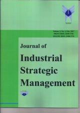 مجله مدیریت استراتژیک صنعتی