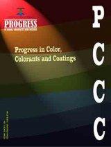 پیشرفت در رنگ، رنگ و پوشش