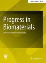 پیشرفت در مواد بیولوژیکی