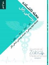 مجله دانشکده پزشکی زابل