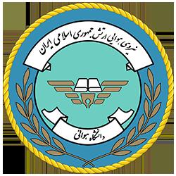 آرم دانشگاه علوم و فنون هوایی شهید ستاری