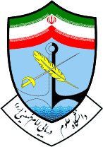آرم Imam Khomeini Naval University of Noshahr